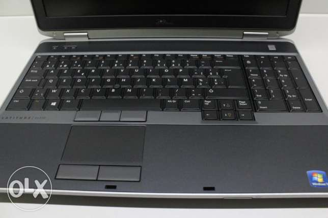 Dell latitude 6530 3rd gen core i5 العصافرة -  2