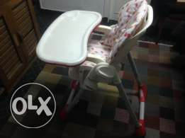 Chicco Polly kids chair.