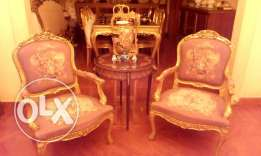 An Elegant Hand Made Aubusson Salon French Design