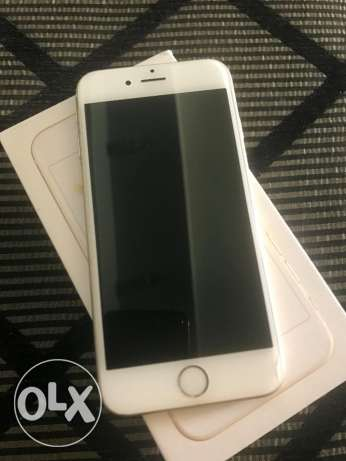 Iphone 6s Gold 16GB, some scratches at the back