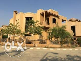 Villa for sale in new Cairo combond sun city gardens land 590 m