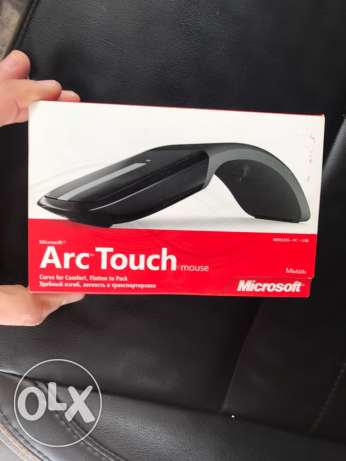 Microsoft arc mouse Bluetooth like zero طنطا -  1