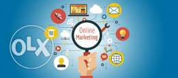 Online Marketing needed