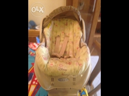 Graco original car seat limited edition