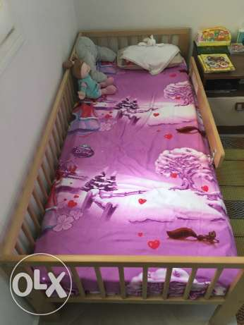 IKEA kid's bed