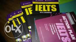 IELTS with answers Cambridge english 12 books