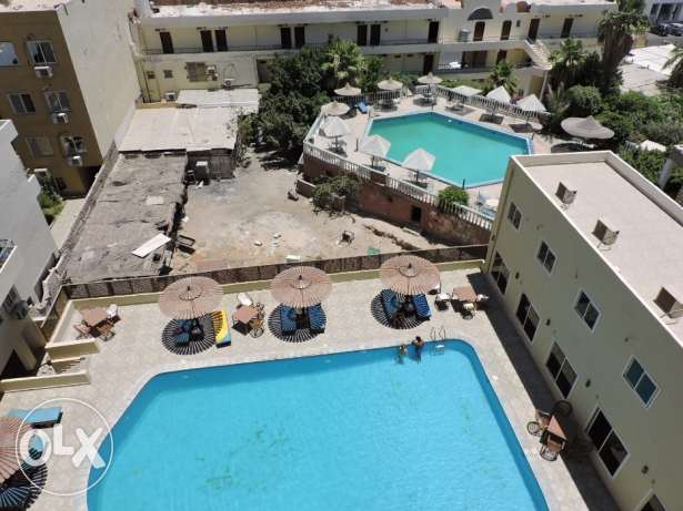 1 bedroom pool view apartment in Andreas Residence, Hurghada الغردقة -  7