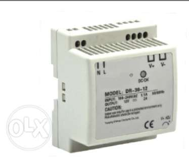 Winston Power Supplier Industerial DR-30 Watt - 24V Output