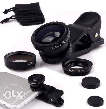 3x1 lens for mobile phones