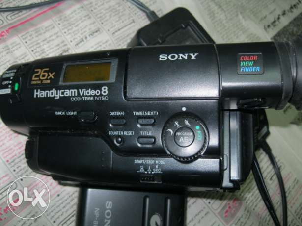 SONY Camcorder Like New القاهرة - أخرى -  2