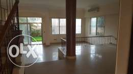 Amazing villa for rent in a nice compound