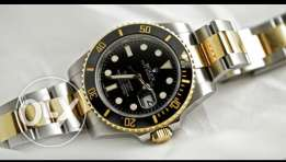 Rolex submariner half gold