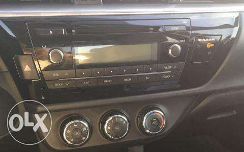 Corolla 2015 original cassette with reasonable price for rapid sale