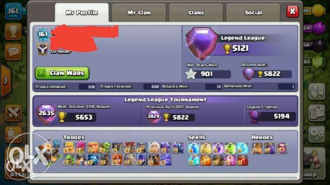 Clash of clans th11 max