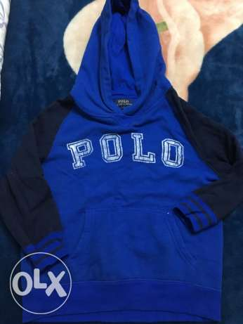 orginal polo sweatshirt for kids الهرم -  1