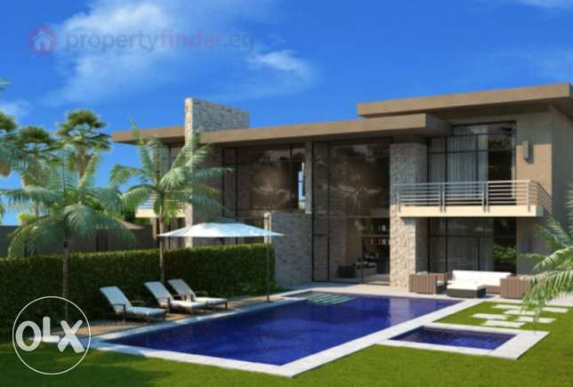 Twin House 265 M Resale in Swan Lake North Coast With Installments