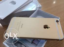 iphone 6 Gold International from America