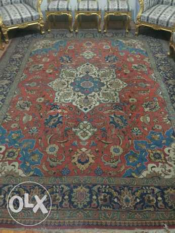 Old Persian Carpet handmade مصر الجديدة -  1
