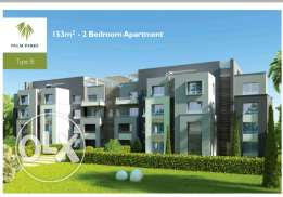 Typical Apartment 153m in Palm Parks- 6October