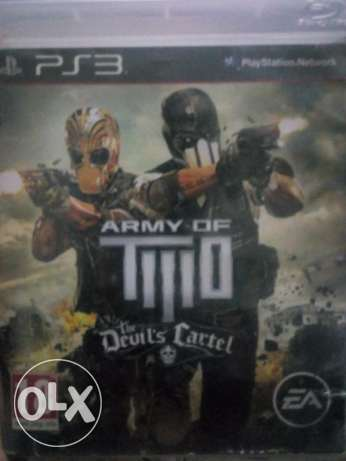 Army Of Two (The Devil Is Cartel) Ps3