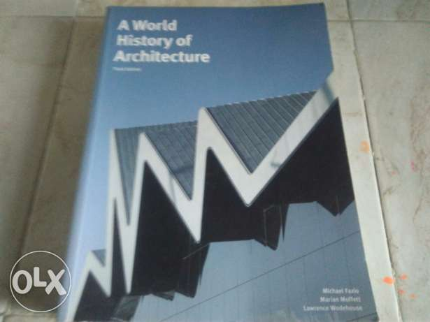 A world history of Architecture THIRD EDITION