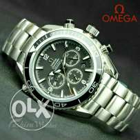 Omega metal watch first copy