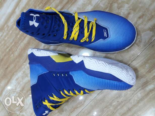 Under armour Steven curry3