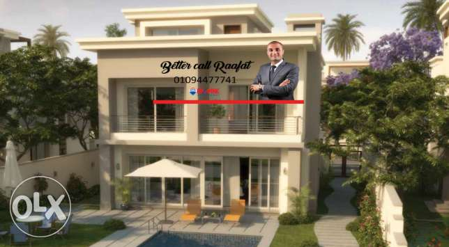 For Sale Twin House Oriana Villas At Cairo Festival CityTwin House Vi