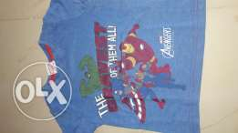 Marvel Avangers t-shirt size 3-4years