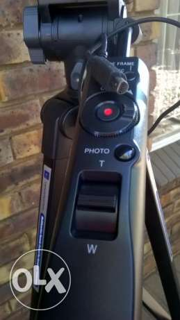 Sony VCT-80AV Remote Control Tripod for use for Sony Camcorder