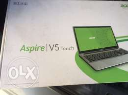 acer aspire v5 touch screen laptop
