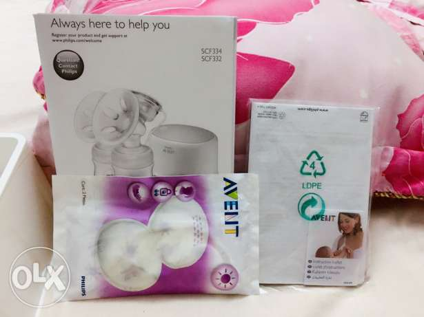 Philips Avent Electric Breast Pump مدينتي -  5