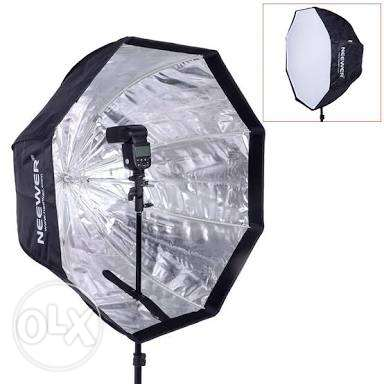 Octabox 80cm and 120cm and softbox 50×70cm