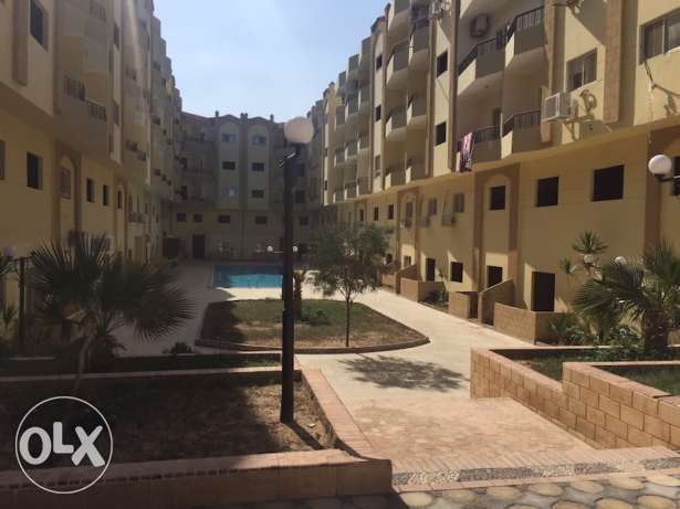 For RENT Studio in Al-Aheya in Sky2 compound الغردقة -  6