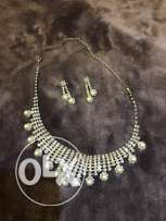 Pearls bridal accessories