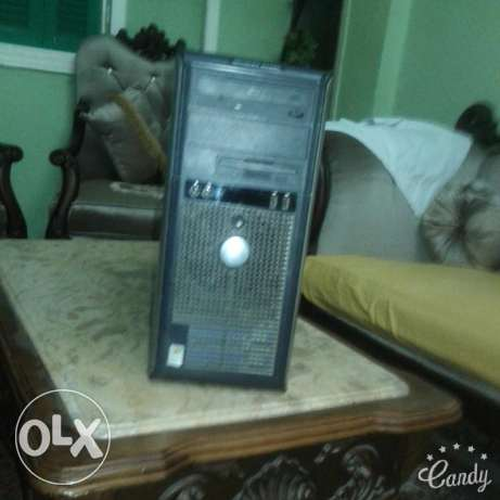جهاز optiplex gx620 مع كارت شاشه geforce gt610 العباسية -  1