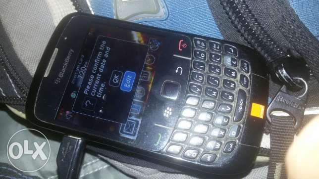 Blackberry with a good condition