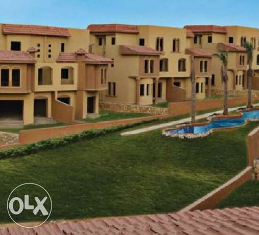 Villa Row House in Moon Valley 1 Compound Fifth Settlement
