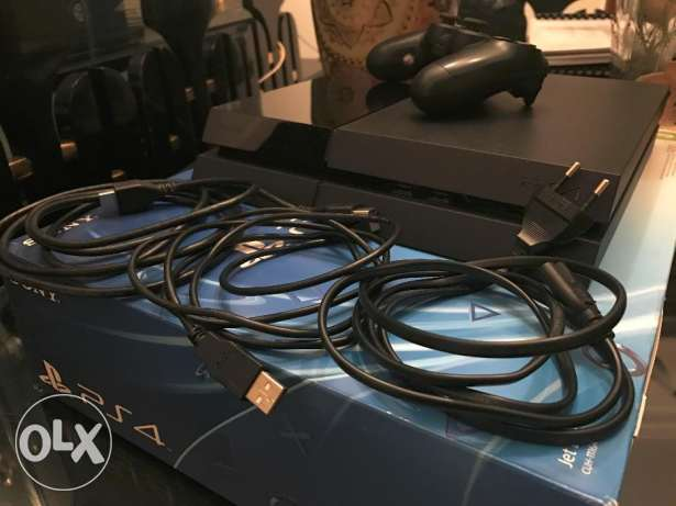 PS4 (Perfect Condition) - (بلاى ستيشن 4 (حالة ممتازة الهرم -  8