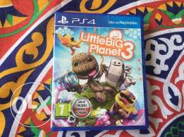 Little Big Planet PS4 PlayStation 4 used