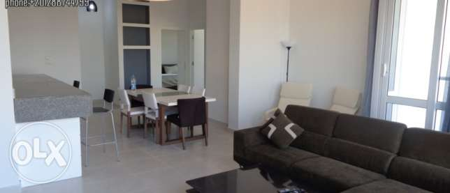 for rent -NILE VIEW_modern furnished in zamalek