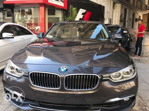 2017 Bmw 320 i lukury moka only 8000 km brand new