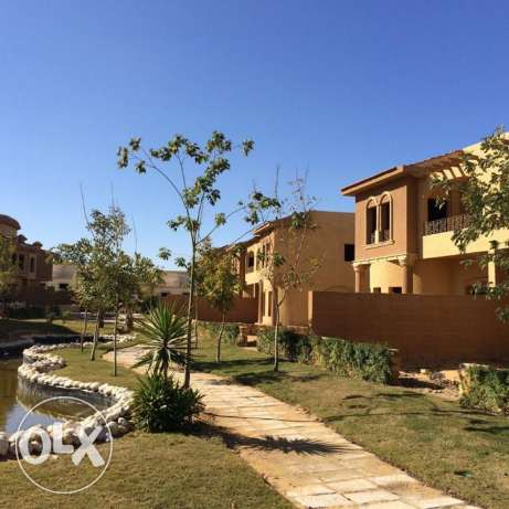 Twin House 326M In Moon Valley 2 Best View In The Compound التجمع الخامس -  2