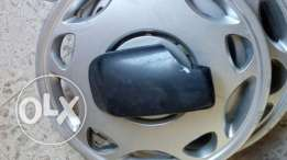 Driver side mirror cover for e 46 for e39