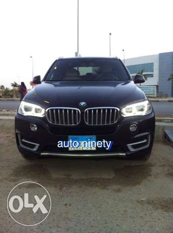 X5-driving the luxury