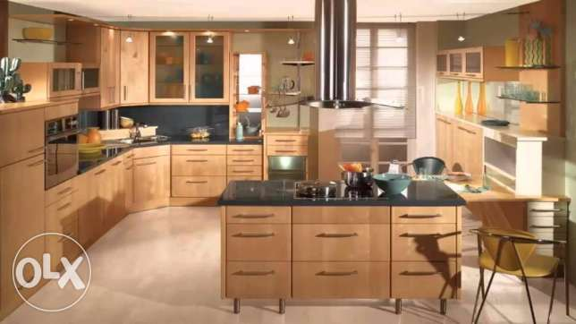 Modern kitchen 6 أكتوبر -  6