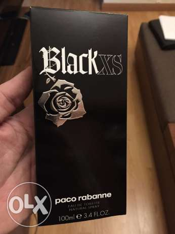 Black XS by Paco Rabanne for Men - Eau de Toilette, 100ml