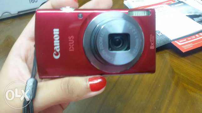 Canon digital camera LXUS 160 ميت غمر -  3