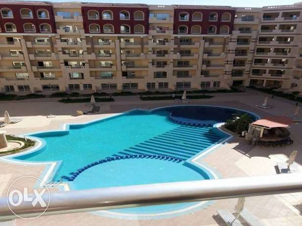 Studio for sale with pool view in Compound. Arabia area. الغردقة -  6