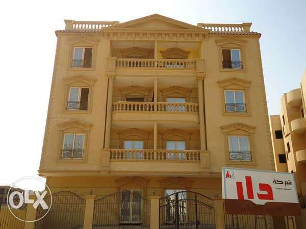 Duplex 256m2 + Garden 150m2 - 8th Zone - Shorouk City
